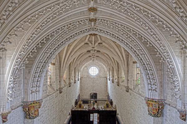 Resultado de imagen de Cartuja de Miraflores Iglesia